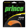 Tour XS 1.25+ 17G Tennis String Black by PRINCE