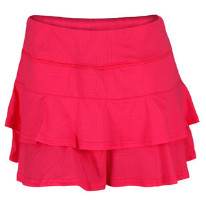 LIJA WOMENS MATCH TENNIS SKORT PINK