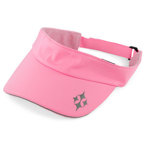 JOFIT WOMENS TENNIS VISOR BUBBLEGUM