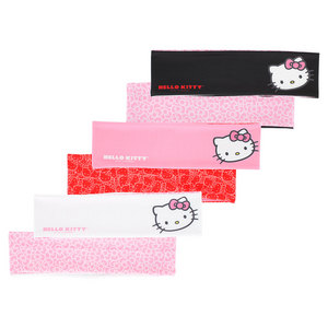 HELLO KITTY TENNIS REVERSIBLE HEADBAND