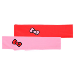 HELLO KITTY TENNIS HEADBAND HEAD TIE