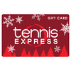 TENNIS EXPRESS Holiday Gift Cards