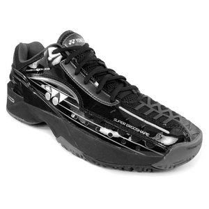 YONEX UNISEX ALL COURT PWR CUSHN SHOES BLACK