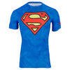 UNDER ARMOUR Men`s Alter Ego Superman Tee Royal