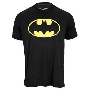 UNDER ARMOUR MENS ALTER EGO BATMAN TEE BLACK