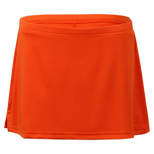Women`s Tennis Skort Dark Princeton Orange