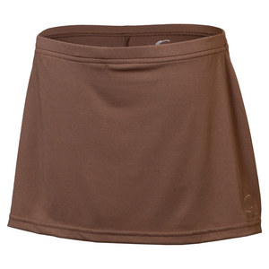 Women`s Tennis Skort Brown
