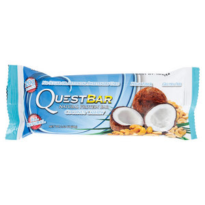 QUEST NUTRITION COCONUT CASHEW NATURAL BAR