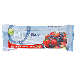 QUEST NUTRITION MIXED BERRY BLISS ORIGINAL BAR