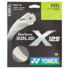 Tour Super Solid X 125 16L Tennis String White by YONEX