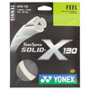 Tour Super Solid X 130 16G Tennis String White by YONEX