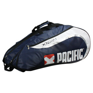 PACIFIC X TEAM PRO RACQUET THERMO 2XL BAG BLUE