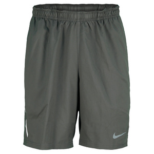 NIKE MENS POWER 9 IN WOVEN TENNIS SHORT