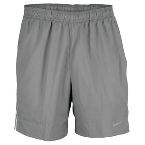 NIKE MENS POWER 7 IN WOVEN SHORT MED BASE GY
