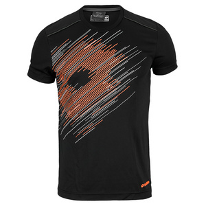 LOTTO MENS EWAN PL TENNIS TEE BLACK