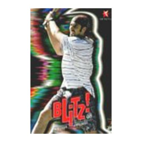 Andre Agassi Blitz Promo Card 1