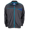 FILA Men`s Baseline Tennis Jacket Ebony