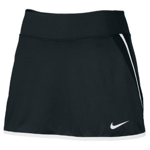 Women`s Power Tennis Skirt Black