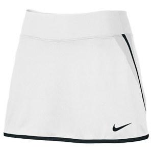 Women`s Power Tennis Skirt White