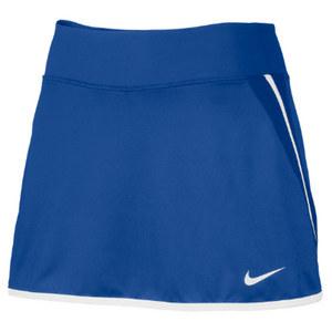NIKE Women`s Power Tennis Skirt Royal