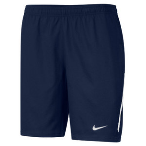 Men`s Power 9 Inch Woven Tennis Short Navy