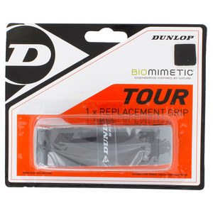 Biomimetic Tour Tennis Replacement Grip Black