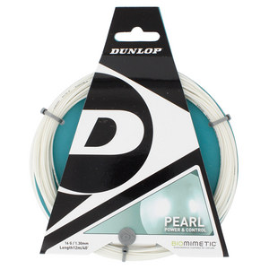 Pearl 16G Tennis String White