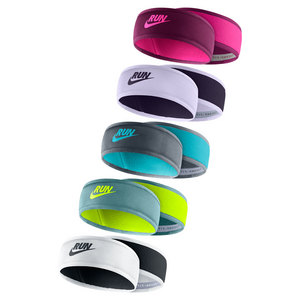 NIKE WOMENS REVERSIBLE HEADBAND