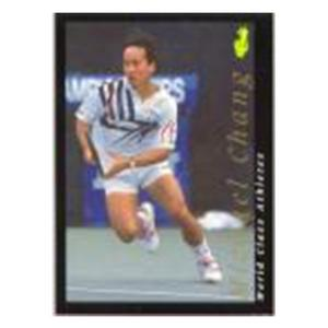 WORLD CLASS ATHLETES CARD MICHAEL CHANG