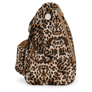 LIFE IS TENNIS WILD CAT SMALL SLING