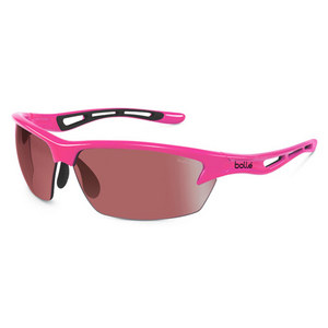 BOLLE BOLT SUNGLASSES NEON PINK