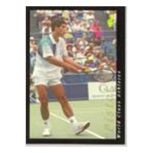 TENNIS EXPRESS WORLD CLASS ATHLETES CARD PISTOL PETE
