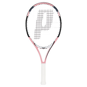 PRINCE PINK 25 JUNIOR DEMO TENNIS RACQUET