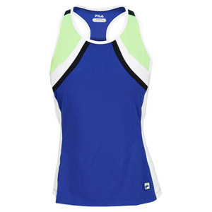 FILA WOMENS CENTER COURT RACERBACK TANK