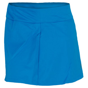 JOFIT WOMENS HERMOSA SWING SKORT LIQUID BLUE