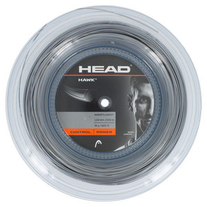 HEAD HAWK 18G TENNIS STRING REEL PLATINUM