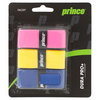 PRINCE DuraPro+ 3 Pack Tennis Overgrip Assorted