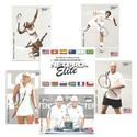 NETPRO Elite Event Edition Tennis Card Set