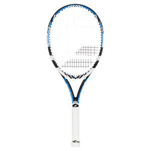 BABOLAT DRIVE LITE BLUE AND WHITE DEMO RACQUET