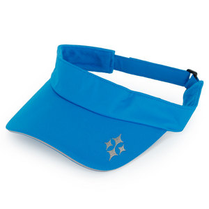 JOFIT WOMENS HERMOSA TENNIS VISOR LIQUID BLUE