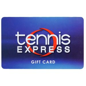TENNIS EXPRESS BLUE GIFT CARDS $25