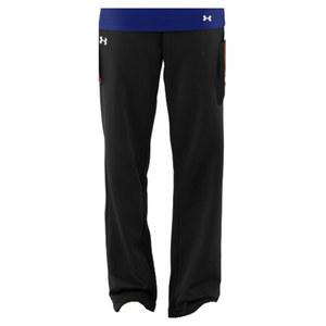 Women`s Fleece Pant Black