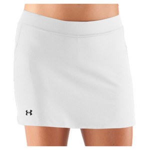 Women`s Team Skort White