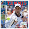 Tennis 2014 Calendar: The US Open by NO SHOW