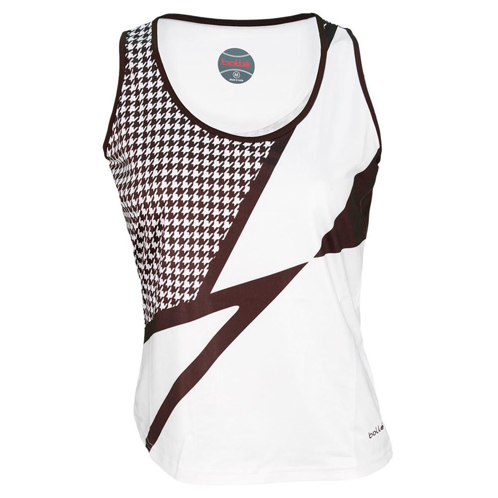Women's Kahlua Tennis Tank White