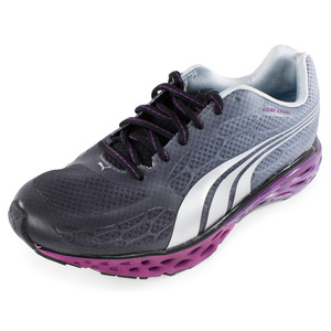 PUMA WOMENS BIOWEB ELITE V2 SHOES BLACK/GRAY