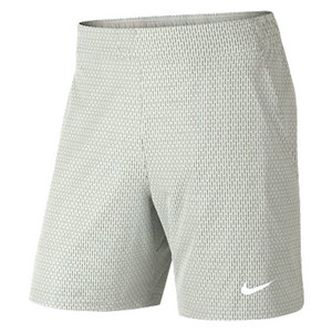 NIKE MENS GLADIATOR PREMIER 7 IN SHORT GRAY