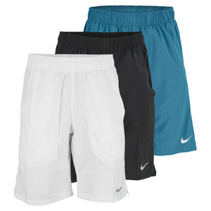 NIKE MENS 2-IN-1 10 INCH TENNIS SHORT