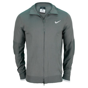 NIKE MENS PREMIER RF COVER UP DK MICA GREEN