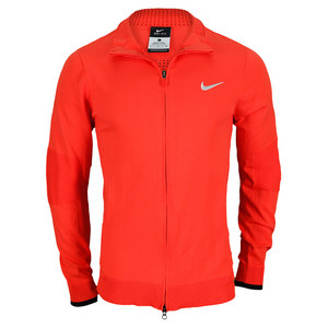 NIKE MENS PREMIER RF COVER UP LT CRIMSON